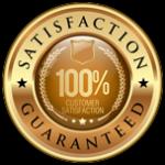 satisfaction garanteed